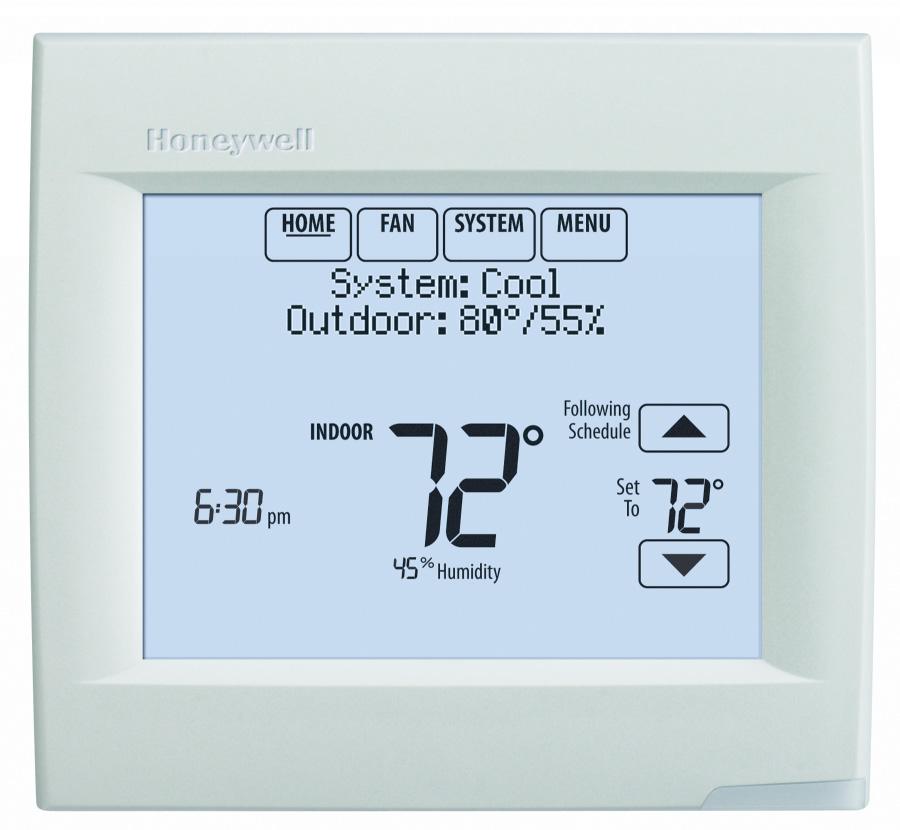 Honeywell thermostat manual 8000 honeywell th8321r1001 visionpro.