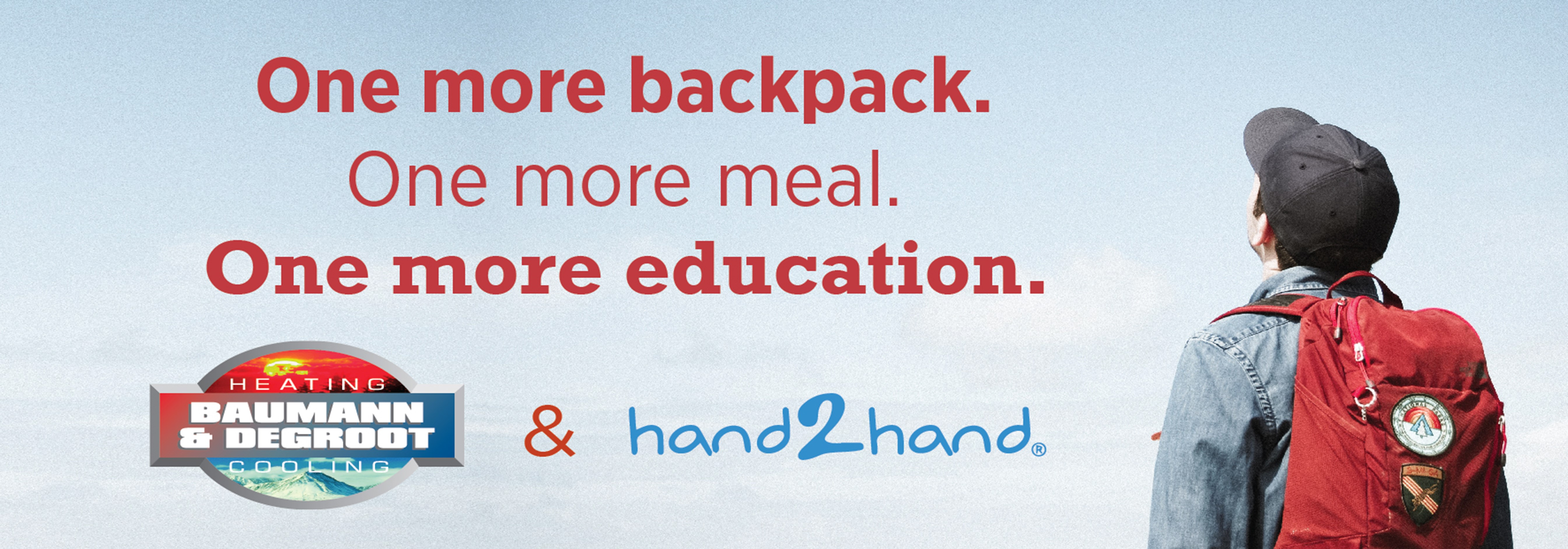 Hand2Hand - Feeding kids in need in the local community
